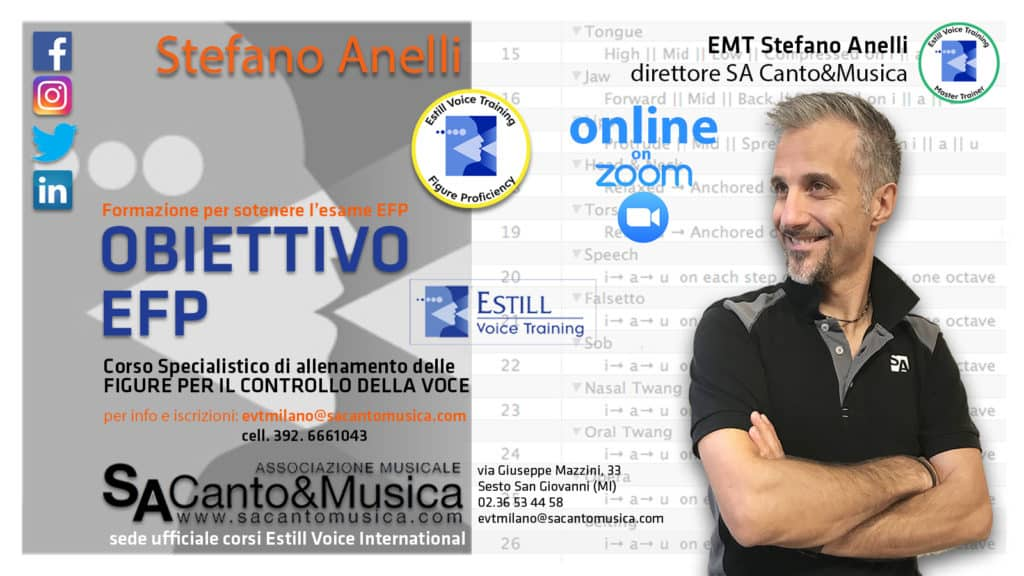 STEFANO EFP On line