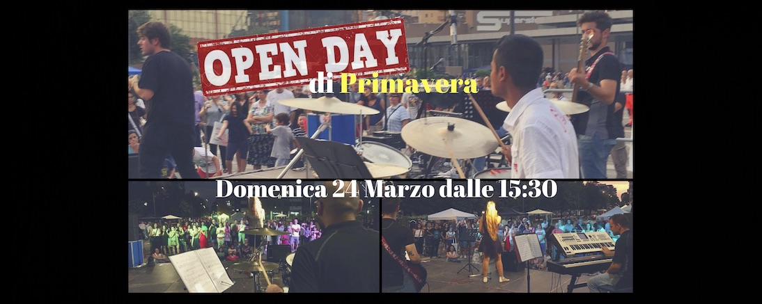 open day primavera sito 2019